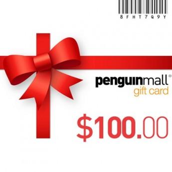 penguinmall e-Gift Card $100