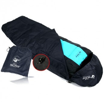 Sleeping Bag Cover Waterproof Windproof Camping Hiking Pouch Free size