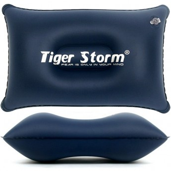 Air Pillow Ergonomic Design Camping Inflatable Travel Bed Air Cushion Head Rest