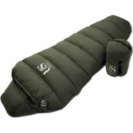 Goose Down Sleeping Bag Extreme Cold Premium Winter