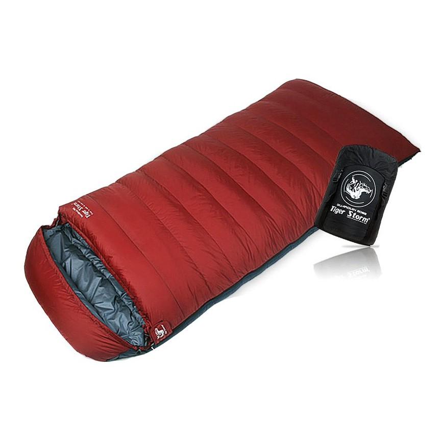 Sleeping Bag Duck Down Extreme Camping NEW Large Size -35°