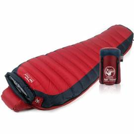 Sleeping Bag Goose Down Extreme Camping Winter Large Size -35℃