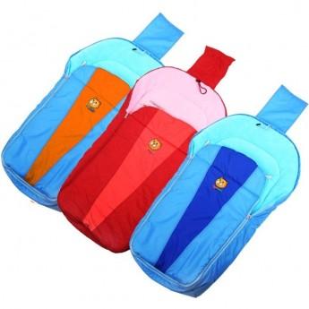 Sleeping Bag Baby Stroller Car Seat Camping Warmeer Swaddle