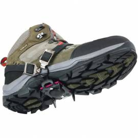 Anti-slip Snow Ice Shoe Spikes Eisen Climb Ice Crampon Walking Cleat