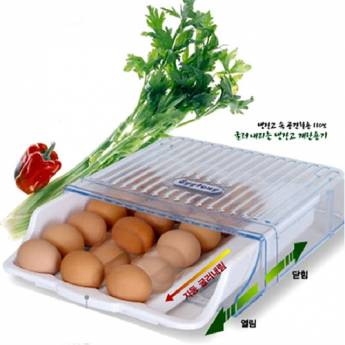 Egg Container Crates Cartons Case Protector Inserts Refrigerator