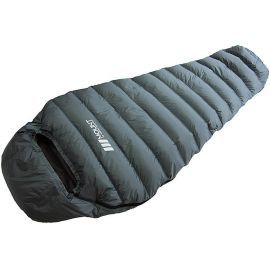 Duck Down Sleeping Bag 600g Gray 3 Season Camping Korea