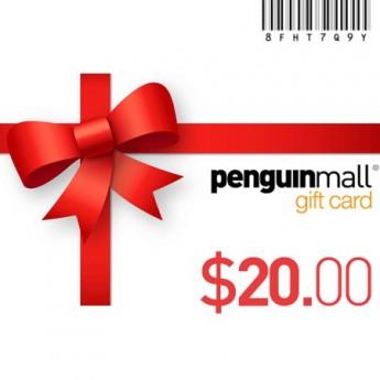 penguinmall e-Gift Card $20