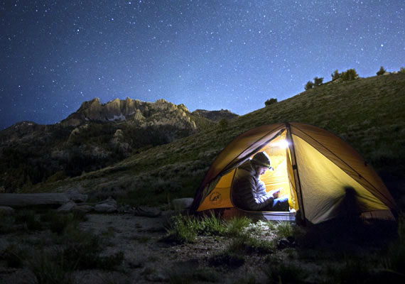 SMART CAMPING